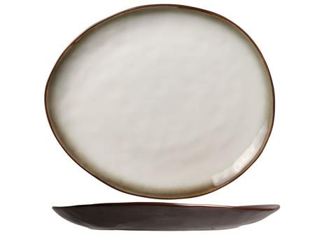 Тарелка овальная 27х23 см COSY&TRENDY Plato 9580558