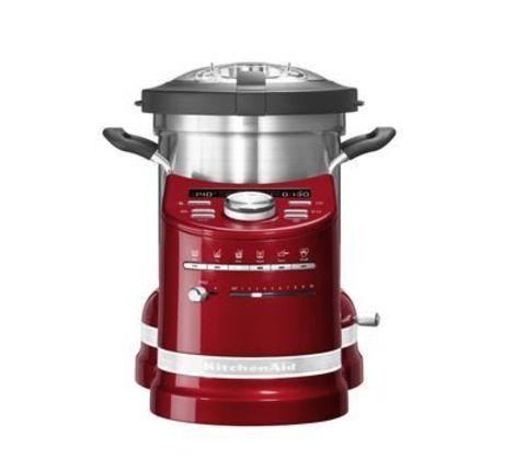 Процессор кулинарный 4,5л KitchenAid Artisan (Карамельное яблоко) 5KCF0103ECA
