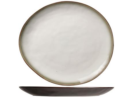 Тарелка овальная 32,5х28,5 см COSY&TRENDY Plato 9580559