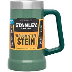 Термокружка пивная Stanley Adventure (0,7 литра) зеленая 10-02874-008