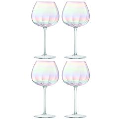 Бокал для красного вина Pearl 4 шт. LSA G1332-16-401