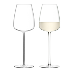 Набор из 2 бокалов для  белого вина Wine Culture 490 мл LSA G1427-18-191