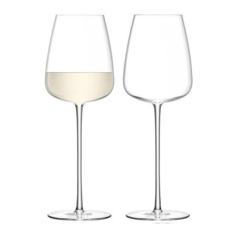 Набор из 2 бокалов для  белого вина Wine Culture 690 мл LSA G1427-25-191