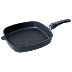 Сковорода квадратная 28х28 см съемная ручка AMT Frying Pans арт. AMT E285