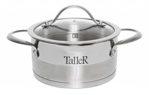 Кастрюля 16см (1,5л) Taller Кэтлин TR-7141