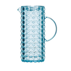 Кувшин Guzzini Tiffany голубой 22560081