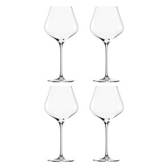 Набор из 4 бокалов для вина Burgunder 700мл Stolzle Q1