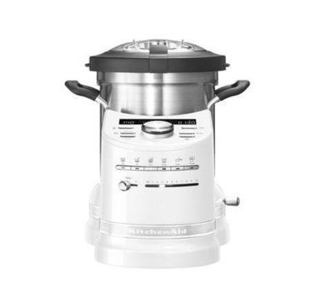 Процессор кулинарный 4,5л KitchenAid Artisan (Морозный жемчуг) 5KCF0103EFP