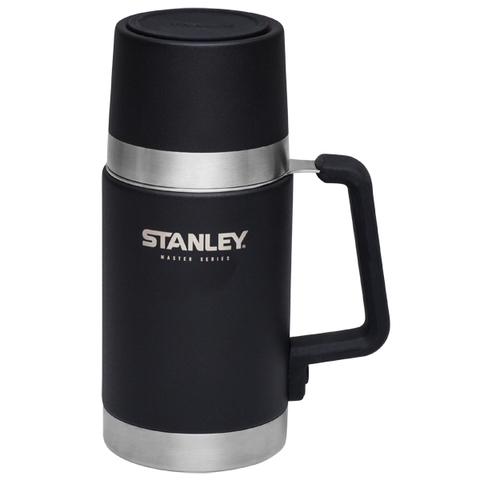 Термос для еды Stanley Master (0,7 литра) черный