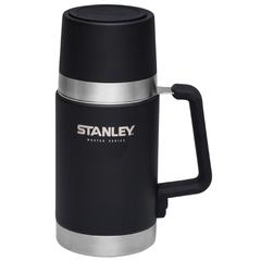 Термос для еды Stanley Master (0,7 литра) черный 10-02894-002