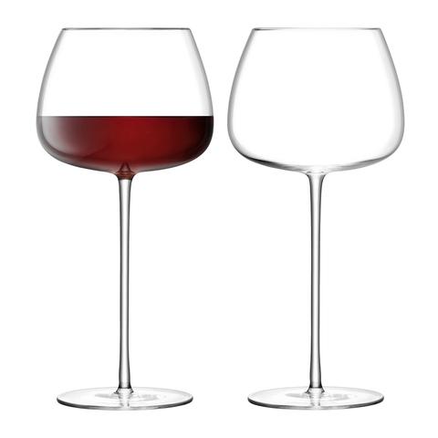 Набор из 2 бокалов для красного вина Wine Culture 590 мл LSA G1427-21-191