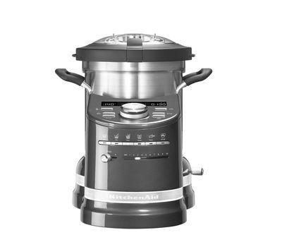 Процессор кулинарный 4,5л KitchenAid Artisan (Серебряный медальон) 5KCF0103EMS