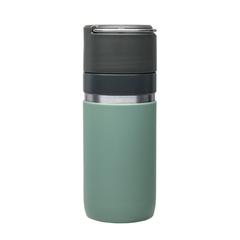 Термос Stanley Ceramivac (0,48 литра) серо-голубой 10-03107-011
