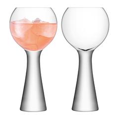 Набор из 2 бокалов для ликёра Moya 170 мл прозрачный LSA G1369-20-985