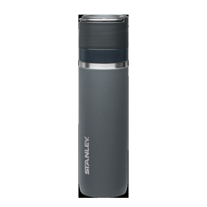 Термос Stanley Ceramivac (0,7 литра) серый 10-03108-009 фото