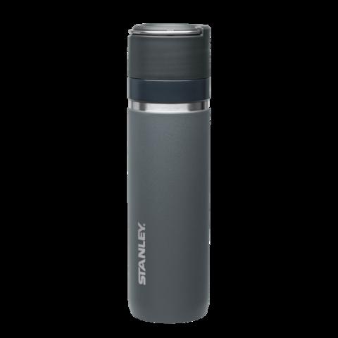 Термос Stanley Ceramivac (0,7 литра) серый 10-03108-009