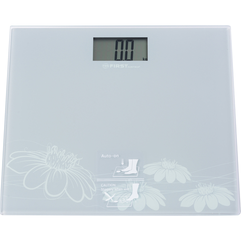Весы напольные FIRST FA-8015-2-GR