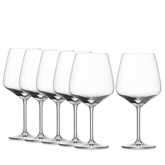 Набор из 6 бокалов для красного вина 782 мл SCHOTT ZWIESEL Taste арт. 115 673-6