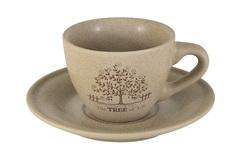 Чашка с блюдцем Дерево жизни 54282