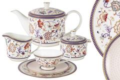 Чайный сервиз Anna Lafarg Emily Королева Анна 21 предмет 54554