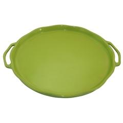 Блюдо сервировочное 44 см Appolia Delices LIME 113044027