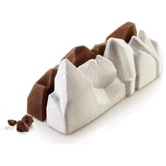Форма для приготовления пирожного Artic 25 х 9 см силиконовая Silikomart 20.419.13.0065