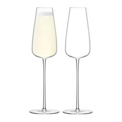 Набор из 2 бокалов-флейт Wine Culture 330 мл LSA G1427-12-191