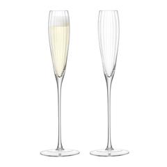Набор из 2 бокалов-флейт для шампанского Aurelia LSA G874-06-776
