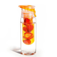 Бутылка Asobu Flavour it 2 go (0,6 литра) оранжевая BTA712 orange