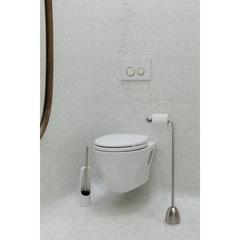 Держатель для туалетной бумаги HERON никель Umbra 1012486-410