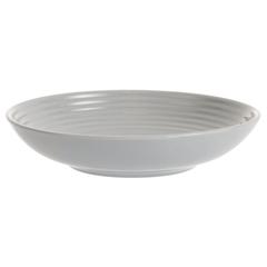Тарелка для пасты Living D 22,5 см серая TYPHOON 1401.023V