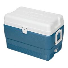 Изотермический контейнер (термобокс) Igloo MaxCold 50 темно-синий 49492