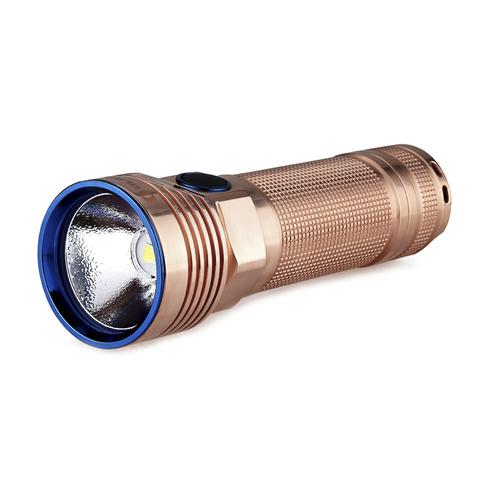 Фонарь светодиодный Olight R50-CU Seeker (комплект) Медь