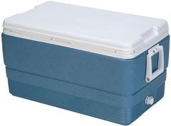 Изотермический контейнер (термобокс) Igloo MaxCold 70 темно-синий 49494