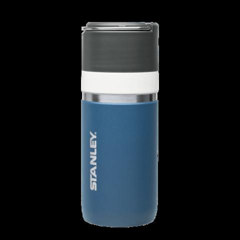 Термос Stanley Ceramivac (0,48 литра) синий 10-03107-008