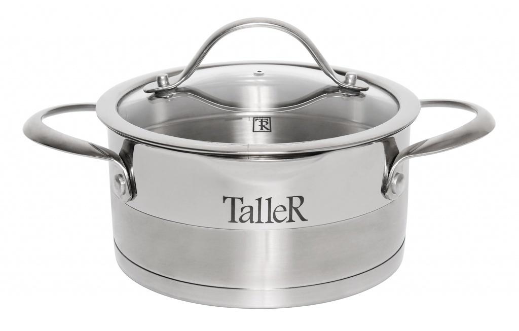 Кастрюля 24см (5,1л) Taller Кэтлин TR-7145
