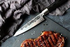 Нож кухонный универсальный 162 мм Samura BLACKSMITH SBL-0023/K
