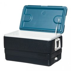 Изотермический контейнер (термобокс) Igloo MaxCold Polar 120 темно-синий 49497