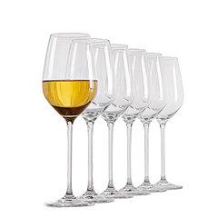 Набор из 6 фужеров для белого вина 420 мл SCHOTT ZWIESEL Fortissimo арт. 112 492-6