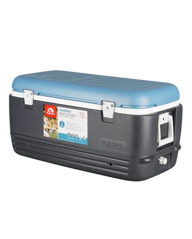 Изотермический контейнер (термобокс) Igloo MaxCold 100 темно-синий