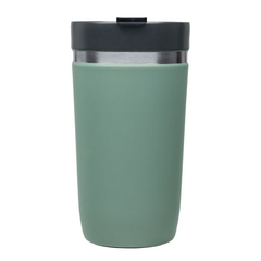 Термокружка Stanley Ceramivac (0,48 литра) серо-голубая 10-03110-010