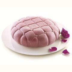 Форма для приготовления пирожного Eleganza ?22 см силиконовая Silikomart 28.339.13.0065