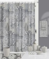 Шторка для ванной Creative Bath Heirloom S1231GRY