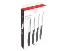 Набор из 4 стейковых ножей 11см Peugeot Paris Bistro 50115