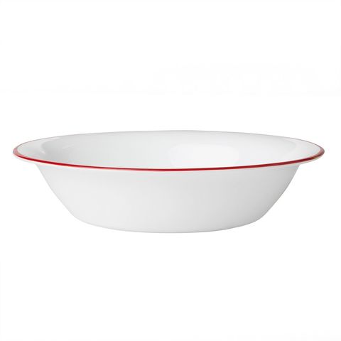 Салатник 828мл Corelle Brushed Red 1118434