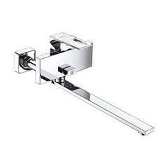 Alme 1502L Смеситель для ванны с длинным изливом WasserKRAFT Серия Alme 1500