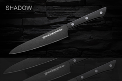 Нож кухонный универсальный 150мм Samura SHADOW SH-0023/K
