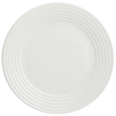 Тарелка обеденная Living D 27 см кремовая TYPHOON 1401.018V