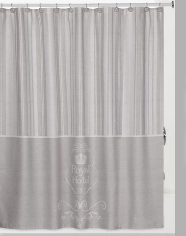 Шторка для ванной Creative Bath Royal Hotel S1236TPE
