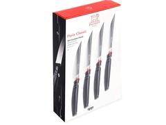 Набор из 4 стейковых ножей 11см Peugeot Paris Classic 50054
